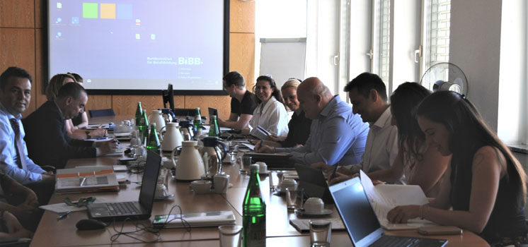 1st Management Meeting in Bonn, Germany, 4-5 July 2019